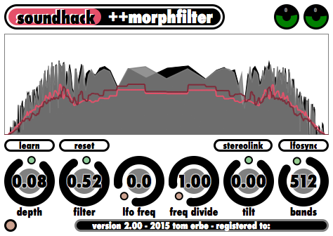 morphfilter