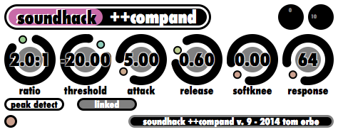Freeware | SoundHack