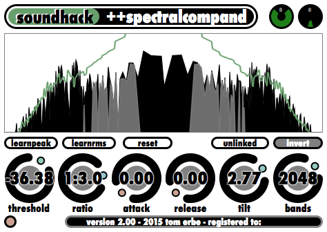 spectralcompand